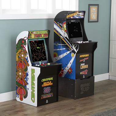 The Atari Home Arcade