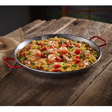The Handcrafted Valencian Paella Pan