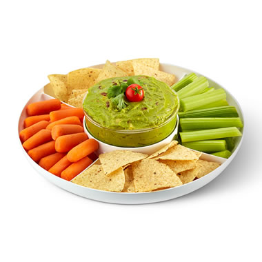 The Guacamole Preserver (With Serving Tray)