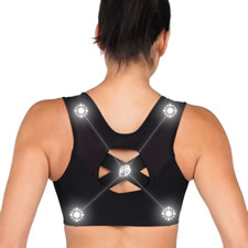 The Posture Correcting Neuroband Racerback Bra