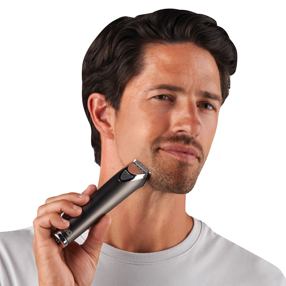 The Best Beard And Mustache Trimmer Hammacher Schlemmer