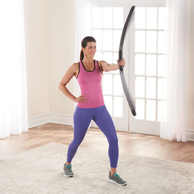 The Body Toning Exercise Blade