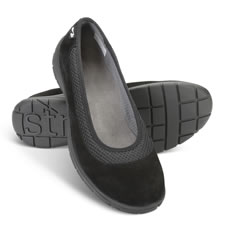 The Lady's Back Pain Relieving Slip On Flats