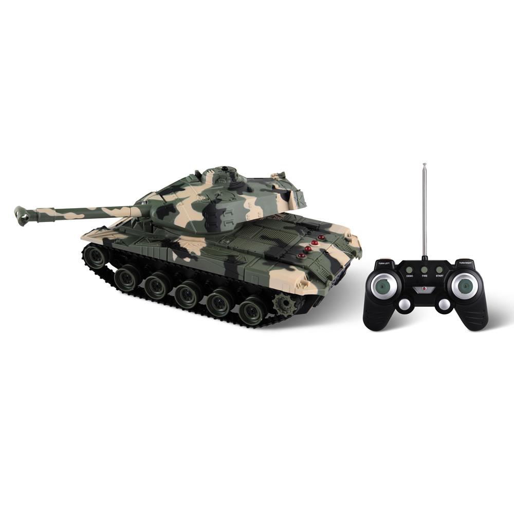 The RC Battling Tanks - Hammacher Schlemmer