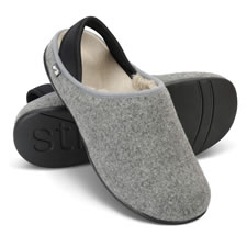 The Lady's Posture Improving Slippers
