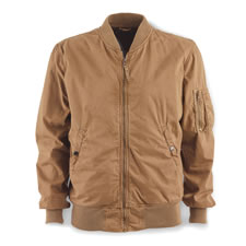 The Cotton MA-1 Bomber Jacket