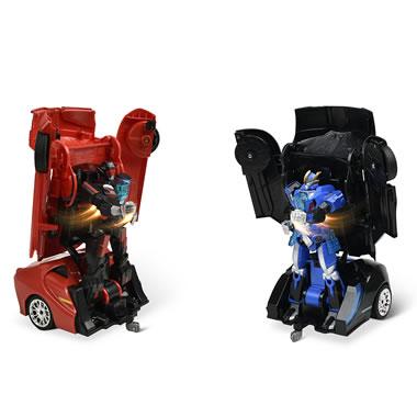 The Transforming Battlebots