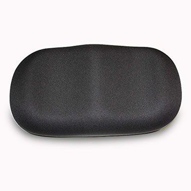 Knee Cushion For The Gentle But Firm Back Stretcher