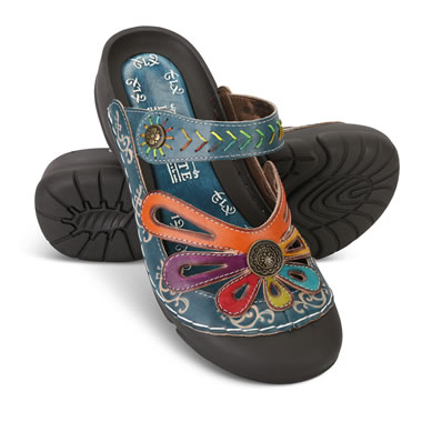 The Mlle's Comfort Clogs