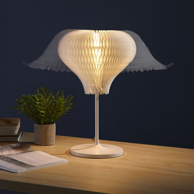 The Transformable Kinetic Lamp