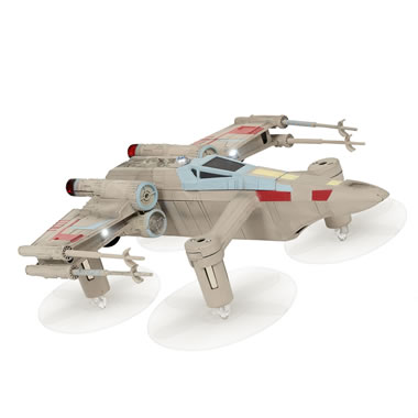 Star Wars X-Wing Space Drone/Game