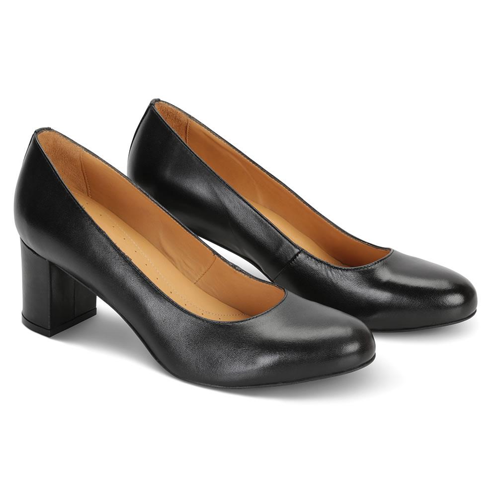 The Flight Attendant's Comfort Shoes