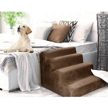 The Soft Step Pet Stairs