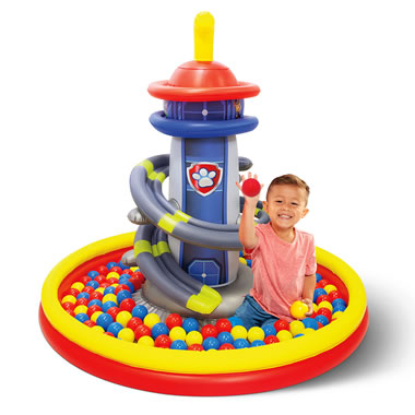 The PAW Patrol Lookout Tower Playland