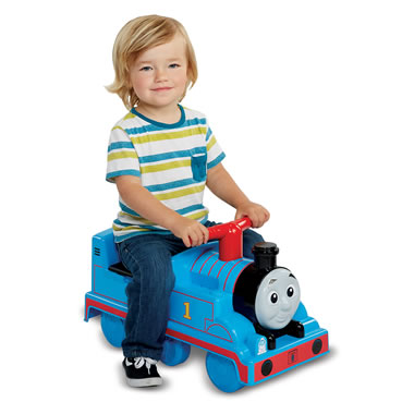 The Thomas The Tank Ride On
