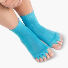 The Proper Toe Alignment Socks