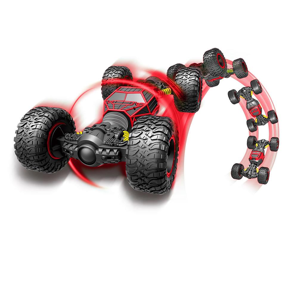 Unstoppable Remote Control Stunt Car