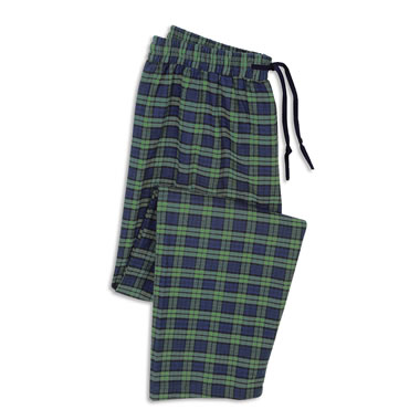 The Genuine Irish Flannel Lounge Pants (Women's) Blue/Green