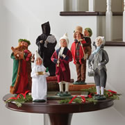 "Image ""A Christmas Carol"" Handcrafted Icons"