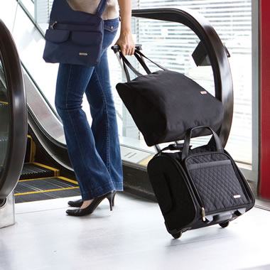 The Ultra Light Underseat/Overhead Carry On