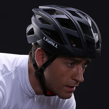 The Wireless Turn Signal/Tail Light Bike Helmet