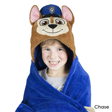The PAW Patrol Hooded Blanket