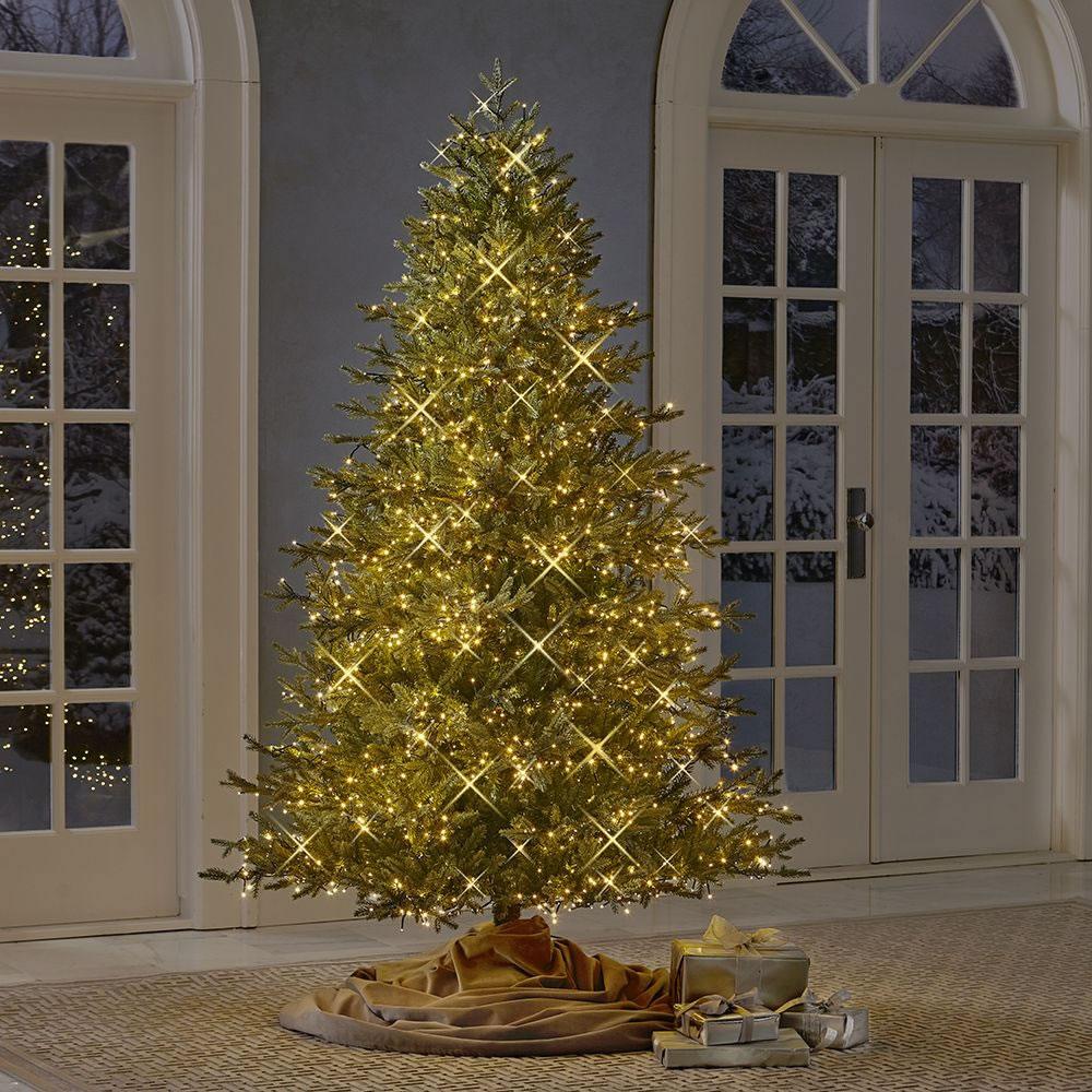 Christmas Tree With Lights.The Micro Light Tree 6 5