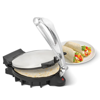 The Rapid Pressing Tortilla Maker