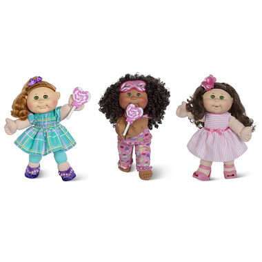 The 35th Anniversary Cabbage Patch Kids
