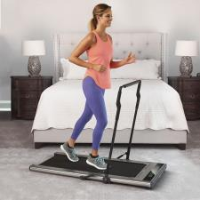 The Pace Reacting Ultraslim Treadmill