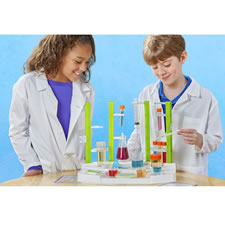 The Award Winning Slime Chemistry Lab