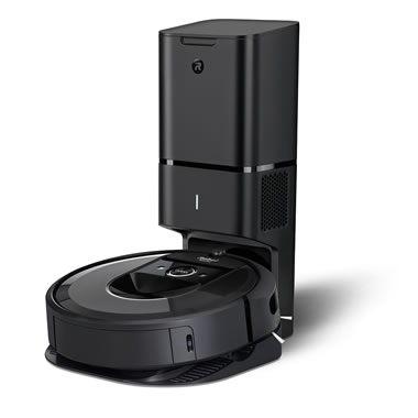 The Advanced i7+ Roomba With Automatic Dirt Disposal