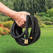 The Best 50' Auto-Expanding/Contracting Hose