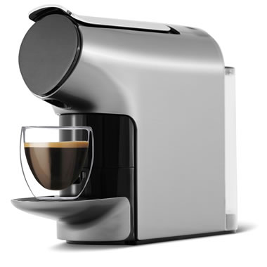 The 19 Bar Compact Espresso Maker