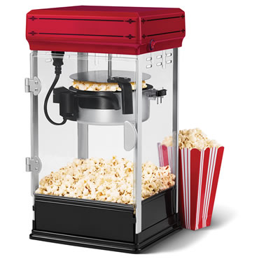 The Cinema Popcorn Maker