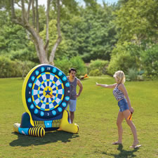 The 6' Inflatable Dartboard