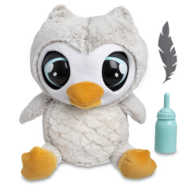 Fao Schwarz Animated Plush Owl