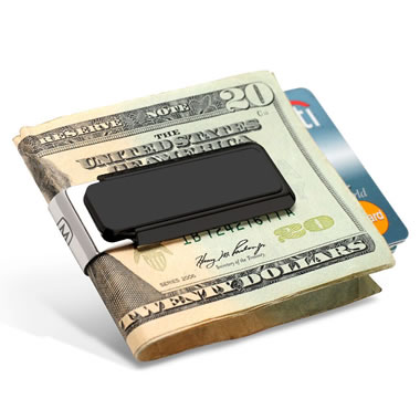 The Extra Secure Grip Money Clip