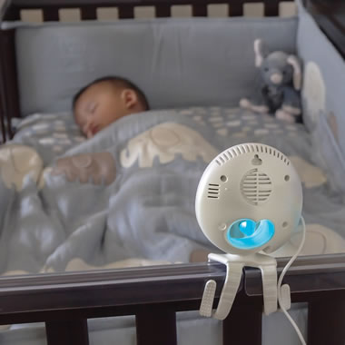 The Award Winning Vitals Sensor/Camera Baby Monitor