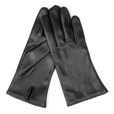 The Aviator's Lambskin Gloves (Women's)