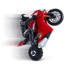 The Pop A Wheelie RC Ducati