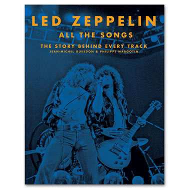 The Story Behind Every Led Zeppelin Song