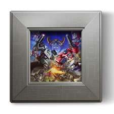 The Transformers Ultra Monopoly Game