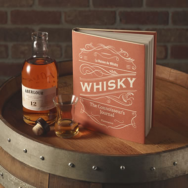 The Whiskey Connoisseur's Tasting Journal