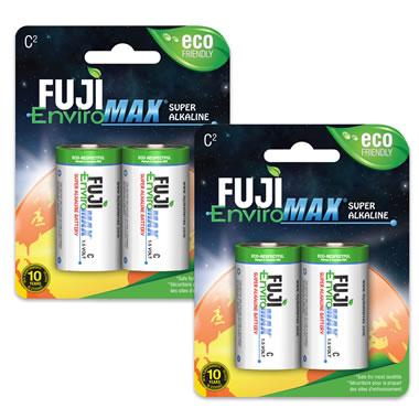 4 Pack C Battery