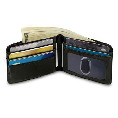 The Big Spender's Expandable Wallet
