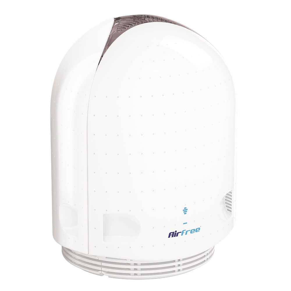 The Germ And Mold Destroying Air Purifier 550 Sq Ft Blue Light