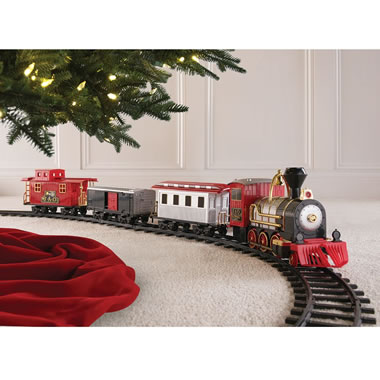 The Hammacher Schlemmer Classic FAO Schwarz Train