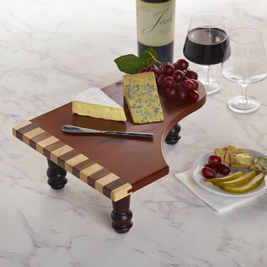 The Debussy Cheese Server