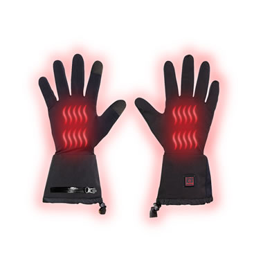 The Heated Glove Liners
